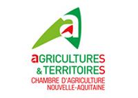 logo chambre d'agriculture Nouvelle Aquitaine