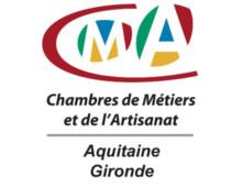 Logo Chambre Métiers et Artisanat Nouvelle Aquitaine