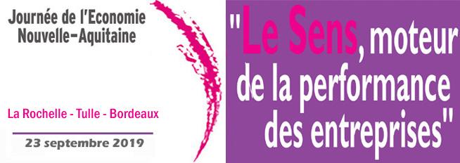 Journée régionale de l'Economie Nouvelle-Aquitaine
